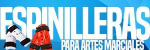 Espinillera Artes Marciales